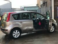 Make me an offer -Nissan note 2006