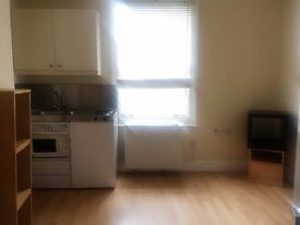 CHEAP STUDIO INCLUDING ALL BILLS ONLY £850 IN CLAPHAM HIGH STREET AVAILABLE NOW!