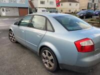 Audi A4 SE Petrol Spares or repair