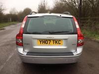 Volvo V50 2.0 D SE 5dr HPI CLEAR+6 MONTHS WARRANTY