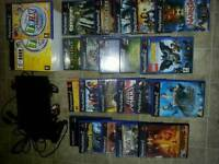 Playstation 2 with 21games