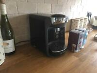 Bosch tassimo coffee Machine with pods
