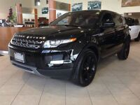 2014 Land Rover Range Rover Evoque Pure Plus with driver tech pk