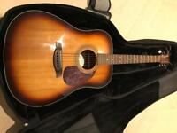 Brunswick Semi acoustic guitar