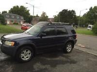 Ford Escape 2004 xlt