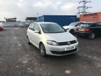 VW GOLF PLUS 1.6 DIESEL 2011 VERY GOOD SPEC