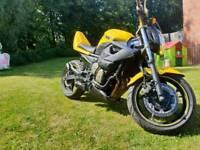 2009 Yamaha xj6 streetfighter