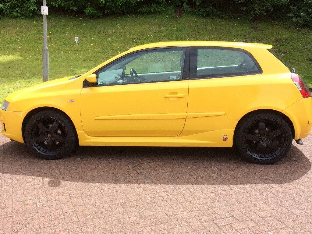 Fiat stilo abarth 2.4 20v | in Bishopbriggs, Glasgow | Gumtree