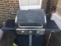 Antony Worrall Thompson Master Chef 3 Burner Gas Grill
