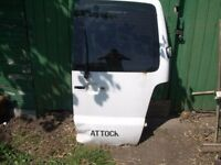 Mercedes Vito door with glass