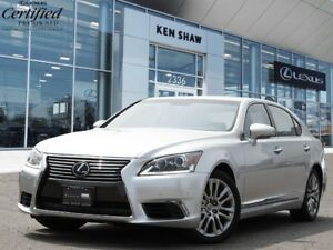 2014 Lexus LS 460 ** Long Wheel Base ** AWD **