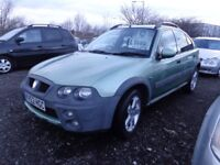 (53) 2003 STREETWISE 5 DOOR NICE WEE CAR 2 OWNERS FROM NEW drives 100%