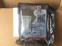 1tb red wd hard drive brand new sealed