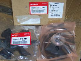New Genuine Honda Radiator Cooling fan motor & Fan for CBF 500