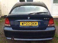 BMW 316 ti for sale