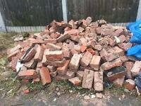 Bricks (Only 10p each)