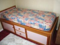 Girls Combination Single Bed