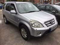 07873 638269 STILL FOR SALE - 2005 HONDA CR-V 2.2 I-CDTI Sports - DIESEL