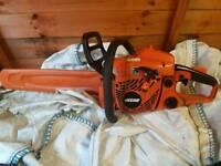 Echo cs 420 es chainsaw