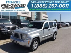 2011 Jeep Liberty Sport 4x4, Alloys, Fogs, Cruise, Accident Free