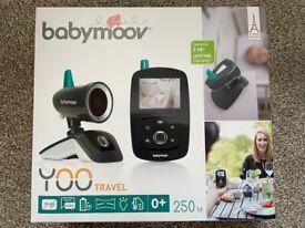 BabyMoov Yoo Travel Monitor Brand New