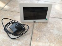 "Bush 7"" digital photo frame in very good condition"