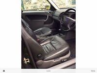 Saab 9-3 coupe full heated leather interior