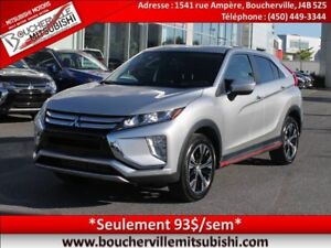 2018 Mitsubishi Eclipse Cross SE, MAGS 18'', S-AWC, ANGLES MORTS