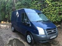 Ford transit T280 mwb 115bhp high roof immaculate condition