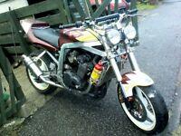 suzuki. gsxr. 400 gk76 streetfighter