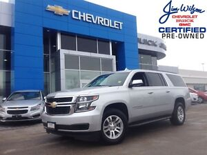 2015 Chevrolet Suburban LT 8-PASS 4X4 V8 LEATHER ROOF
