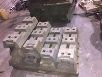 Fencing feet / concrete brick