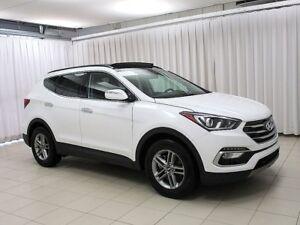 2018 Hyundai Santa Fe SPORT AWD SUV w/ HEATED SEATS / STEERING,