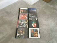 Bundle 8 Music CDs Rock – 10cc / Godley and Creme (see notes for list/condition)