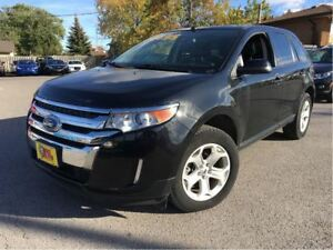 2014 Ford Edge SEL NAVIGATION LEATHER MOON ROOF