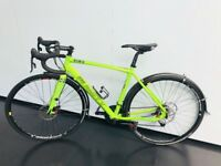 Planet X Road bike for sale (54-55cm)