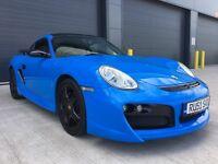 Porsche Cayman S £7000 of aftermarket extras!!!