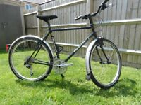 Touring Bicycle - 52 cm Straight Handlebar Paul Hewitt Reynolds 631 Touring Bike