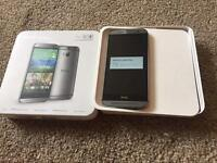 4 months old htc one m8 alloy grey 16gb