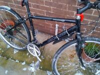 bike specialized hybrid hardtail 26 inch wheels