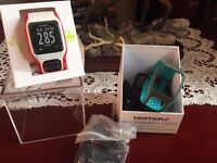 TomTom Multi-Sport Cardio GPS Training Watch with Built-in Heart Rate Monitor