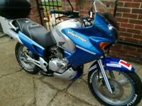 Honda varadero 125 xlv3 like new
