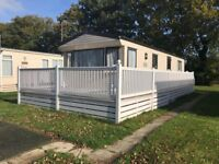 2 Bedroom Static Caravan (Sleeps 6)