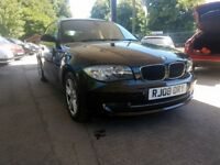 BMW 1 Series 2.0 118d SE 3dr Low Mileage Perfect runnerWARRANTY, CARD PAYMENTS, FAINANCE, CAR4YOU