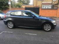 BMW 1 SERIES 118D 2.0 SE DIESEL MANUAL WITH SERVICE HISTROY AND FULL MOT