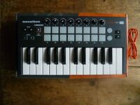 Novation Launchkey Mini Keyboard / Synth Controller
