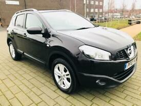 NISSAN QASHQAI 1.5 N-TEC DCI 5d 105 BHP £0 DEPOSIT LOW RATE FINANCE ! (black) 2010