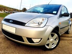 STRIKING FIESTA. MOT 1 YEAR + RECENT HEALTH CHECK. WELL MAINTAINED. SERVICE HISTORY. DRIVES GREAT.