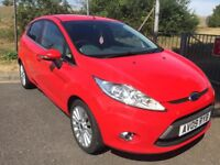 2009 FORD FIESTA 1.6 TITANIUM, 72K, GREAT SPEC CAR