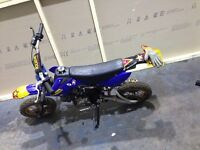road legal pitbike on road 50cc 110cc 125cc motocross learner legal